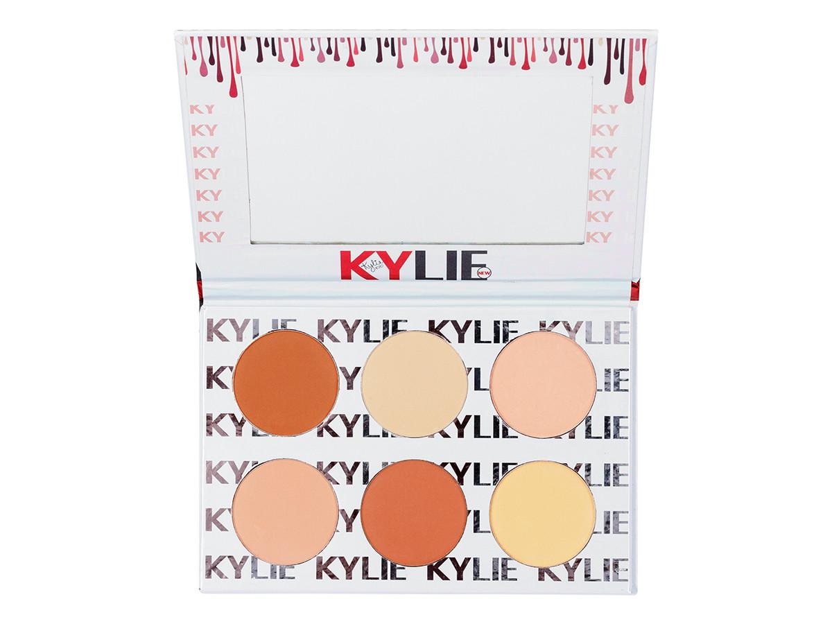 Набор пудр Kylie New Contour Powder Kit (6 оттенков) 1150