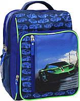 Школьный рюкзак Bagland для мальчика синий