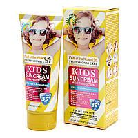 Сонцезахисний крем для дітей Wokali, SPF 35+