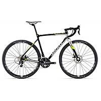 "Велосипед GIANT TCX SLR  28""  черный M/L 2017"
