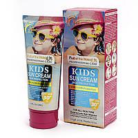 Сонцезахисний крем для дітей Wokali, 30+ SPF