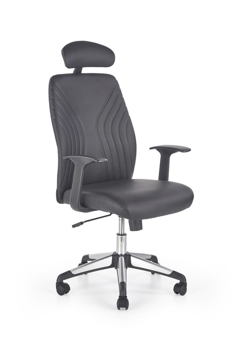 Компьютерное кресло TOLIO черный Halmar