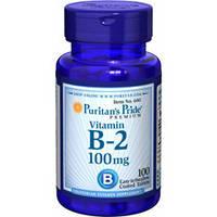 Витамин В-2 (100 мг) 100 таб.