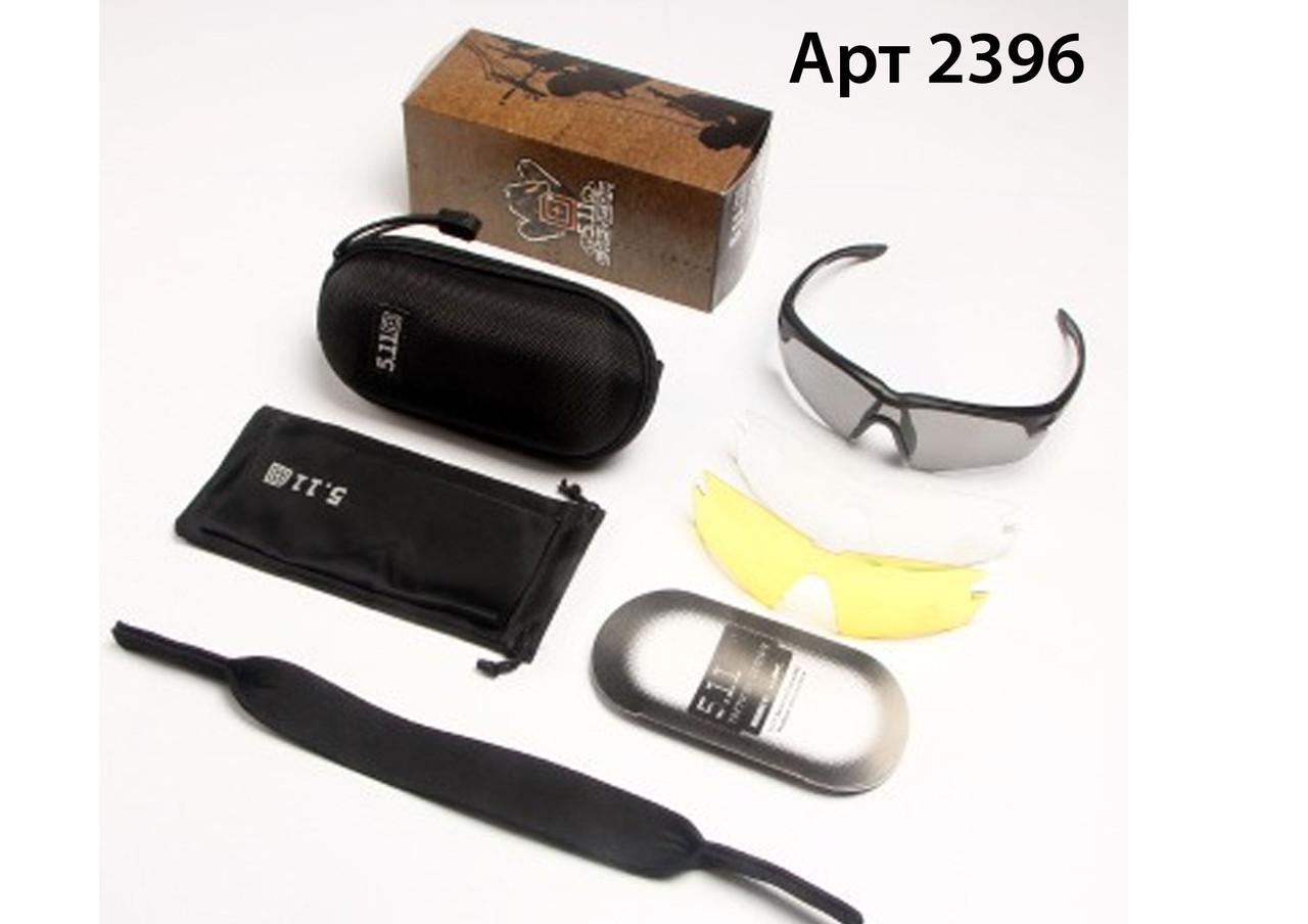 Тактические очки 5,11  cо сменными линзами