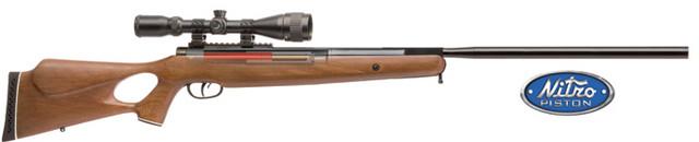 3 лучшие пневматические винтовки с оптикой, которые достойны вашего внимания!