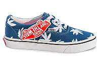 "Кеды текстильные мужские Vans ERA Blue Palms ""Синие с  пальмами"" р. 7-11 (39-45)"