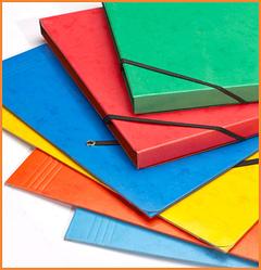 Папки для бумаг и черчения