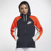 Женская Толстовка Nike W Hoodie PK 883461-475 (Оригинал) c6bdc41ee1ca0