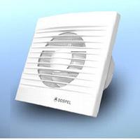 Вытяжной вентилятор STYL 100 WР-Р с обратным клапаном и шнурковым выключателем (007-0002P)