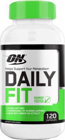 Optimum Nutrition Daily Fit 120 caps