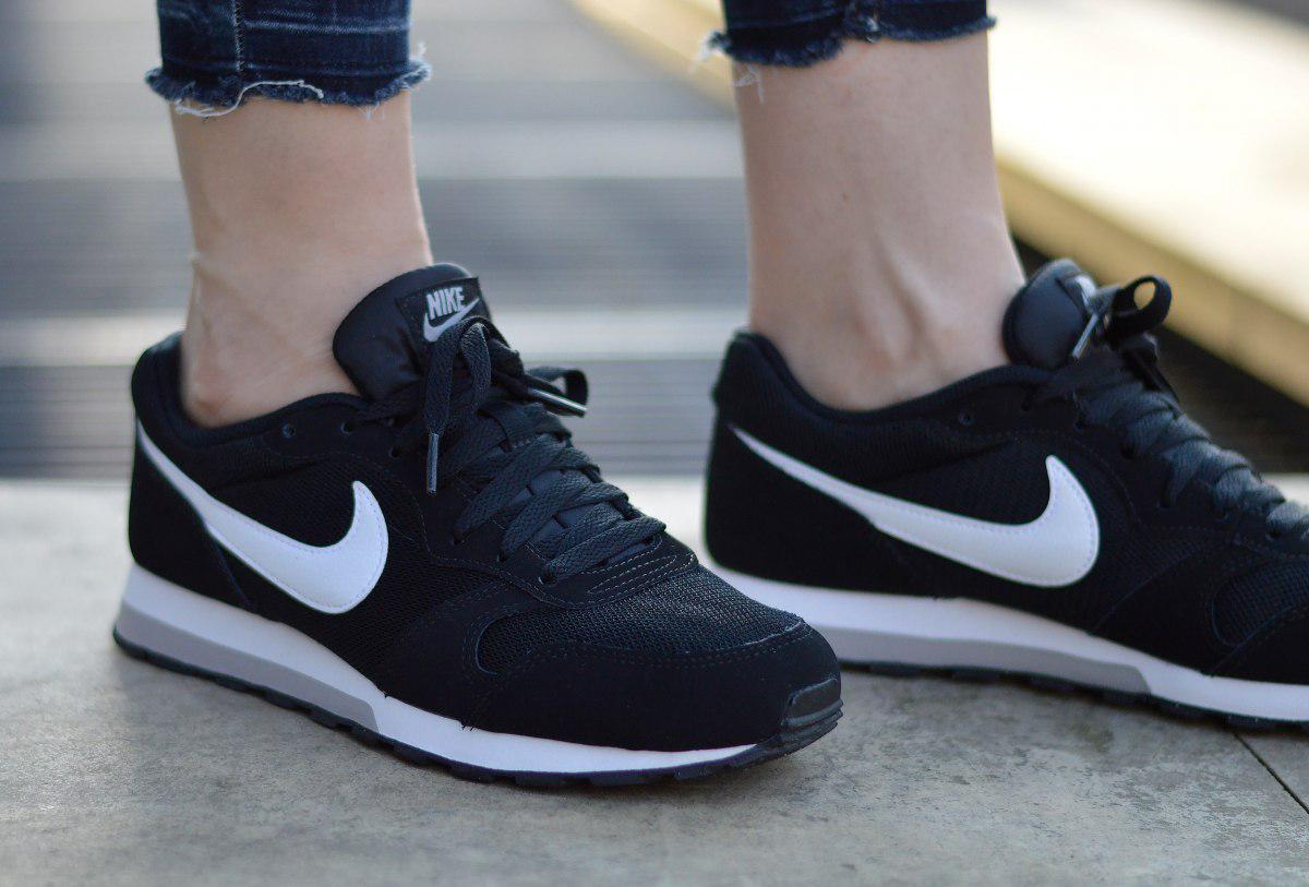 f9c3fc21 Детские Кроссовки Nike Md Runner 2 Gs 807316-001 (Оригинал) - Football Mall