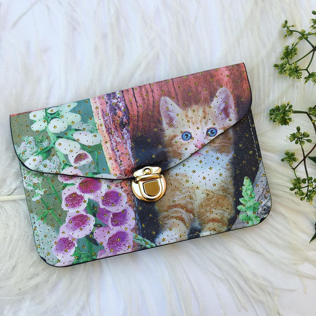bf0c7f1dcf8f Клатч с рисунком: продажа, цена в Николаеве. женские сумочки и клатчи от