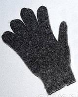Чоловічі рукавиці з овечої шерсті