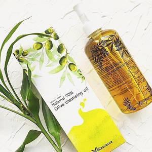 Гидрофильное масло, очищающий крем