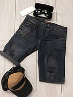 Джинсовые шорты мужские Gucci