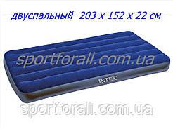 Надувный матрас Intex 68759 152см