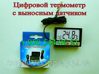 Термометр  цифровой для инкубатора и  аквариума