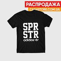 Футболка   Adidas SPR STR   Размер S   Мужская
