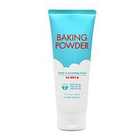 Пенка для глубокого очищения пор (3в1) Etude House Baking Powder Pore Cleansing Foam