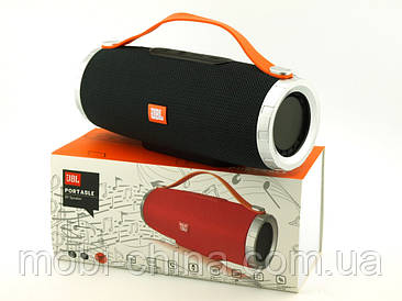 JBL TG109 t&g 10W копія mini Explorer CY34, портативна колонка з Bluetooth FM і MP3, чорна