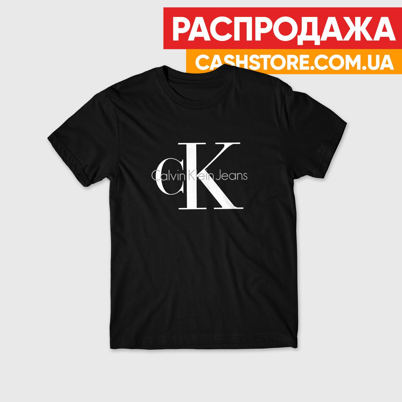 5c86aa3d4319a Футболка | Calvin Klein | Размер M | Мужская купить на cashstore.com.ua