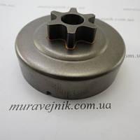 Зірочка для бензопилSTIHL MS 180 (цілісна), фото 1