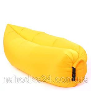 Lamzak Надувной шезлонг диван мешок матрас Ламзак Lamzak, фото 2