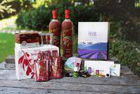 Натуральные эфирные масла в наборе Young Living 546760 с напитком NingXia, премиум, США