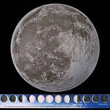 Светильник - ночник Луна на стену (Healing Moon), фото 3