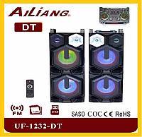 Акустическая Система UF-1232 DT Дистанционный пульт Bluetooth!Спешите