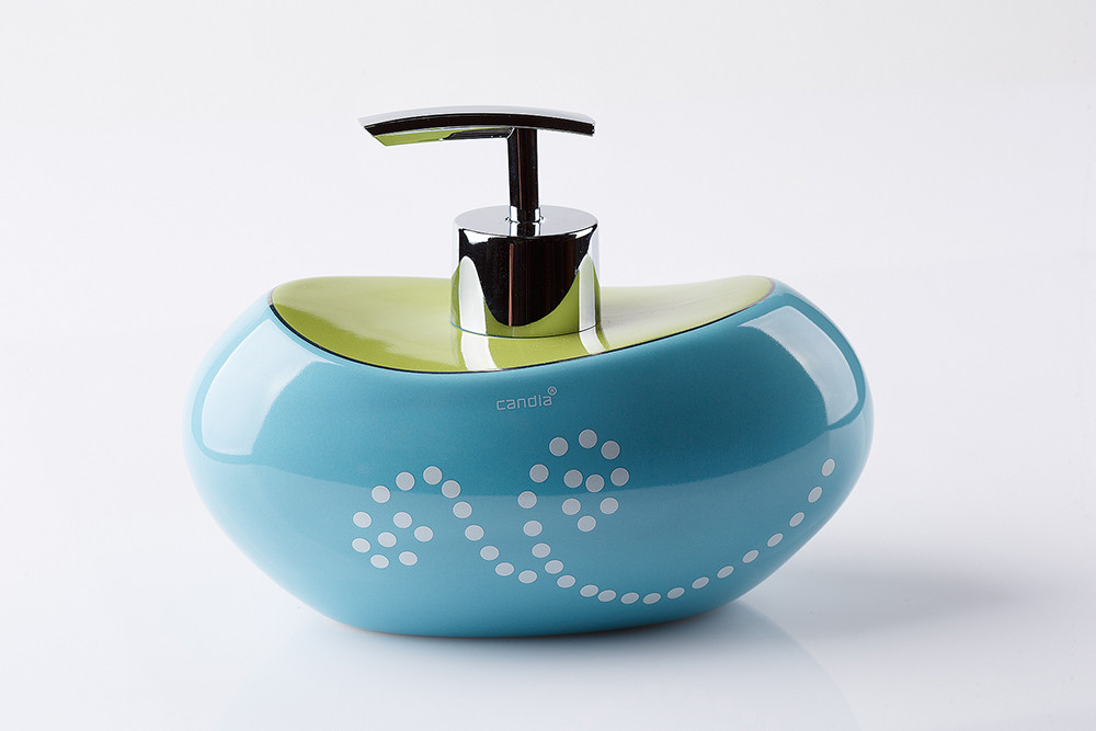 Дозатор для жидкого мыла Маисон синий