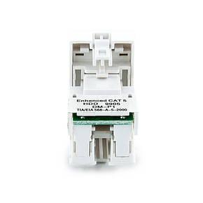 a300e3529ea77 Розетка интернет Livolo   LAN розетка   COM розетка   RJ-45 Cat 6   цвет  черный (VL-C7-1C-12)