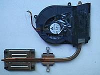 Система охлаждения ноутбука Toshiba L650D-16u