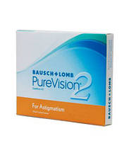 Контактні лінзи PureVision 2 for Astigmatism, фото 1
