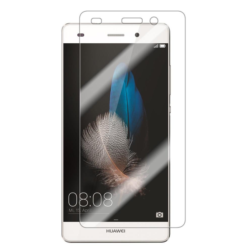 Защитная пленка TOTO глянцевая для Huawei P8 mini Lite