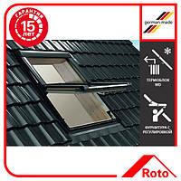 Вікно мансардне Designo WDF R69P H N WD AL 09/14