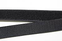 Липучка, велкро 20мм (25м) черная