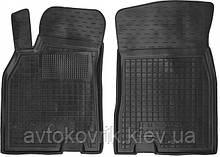 Полиуретановые передние коврики в салон Renault Fluence 2009- (AVTO-GUMM)