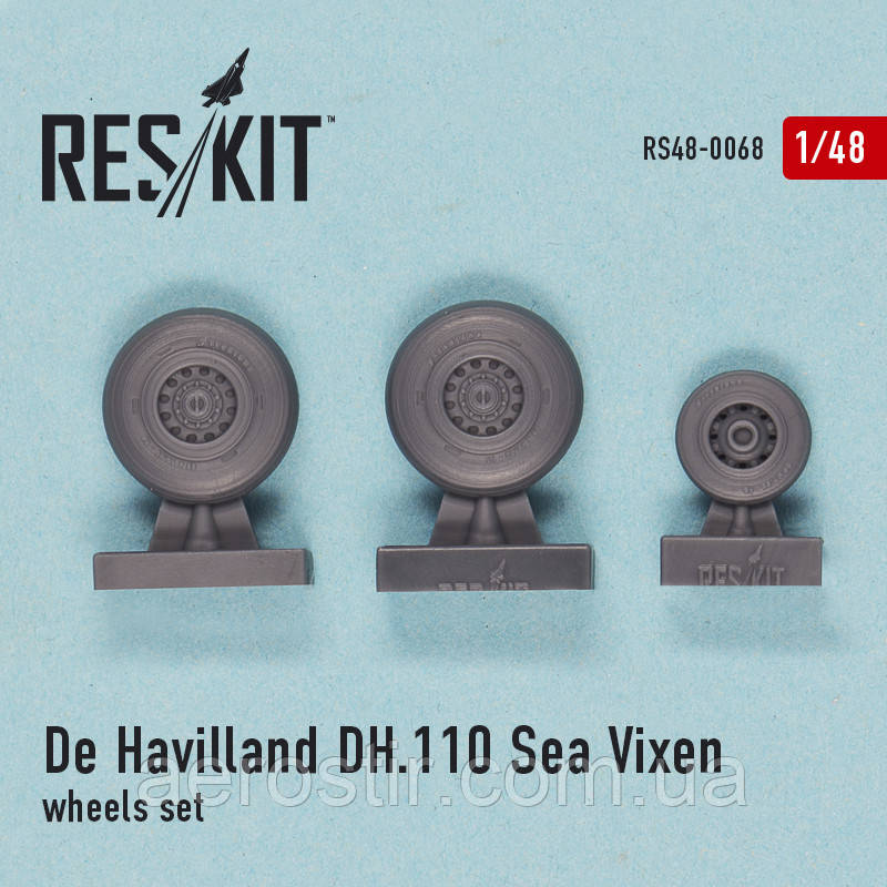 De Havilland DH.110 Sea Vixen 1/48 RES/KIT 48-0068