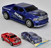Инерционная машинка Пикап. Коллекционная модель автомобиля. Детские машинки для мальчиков.