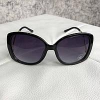 Брендовые женские солнцезащитные очки Chanel Sunglasses Oval 5146 Black Gold a45a6d5e82c
