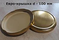 Евро крышки твист офф (d-100 мм) поштучно