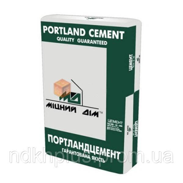 Цемент М-400 Крепкий Дом (25кг)