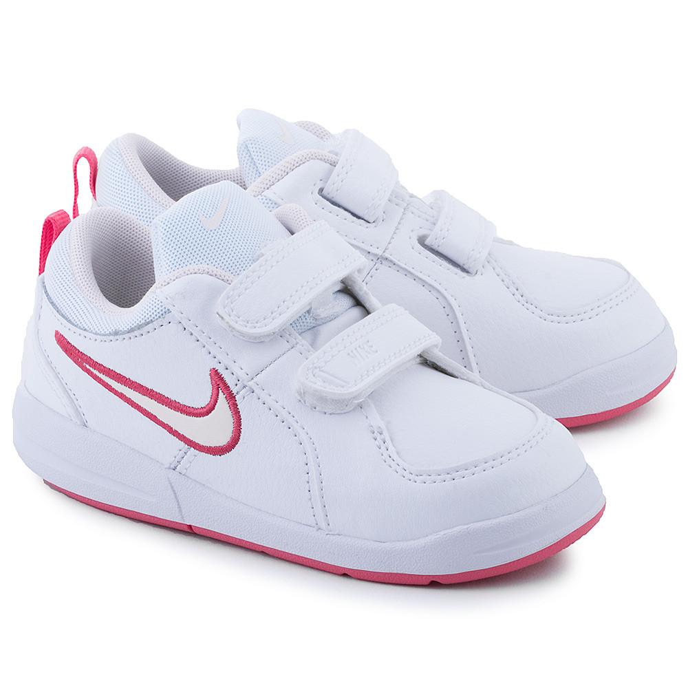 4a5b0f14 Детские Кроссовки Nike Pico 4 Psv 454477-103 (Оригинал) - Football Mall -