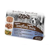 Консервы ZOE Tempting Trios собак тунец и курица 0.100 кг.