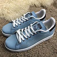 Кеды мужские Adidas Stan Smith Recon Light Blue