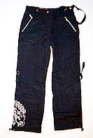 Теплые брюки для девочки Qialuo