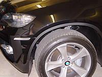 Отражатель (катафот) переднего бампера BMW X6 Новый Оригинальный