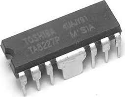 Микросхема TA8227P