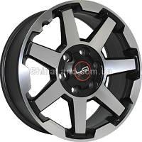 Литые диски Replica LegeArtis Toyota TY176 7,5x18 6x139,7 ET25 dia106,1 (MBF)